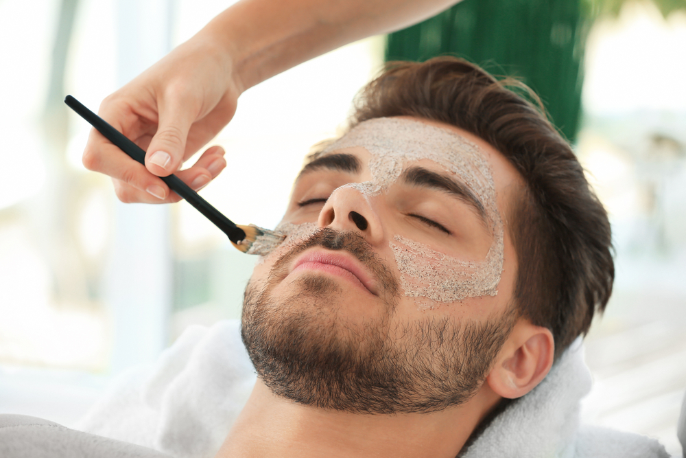 men's facial at Nourish Boutique Spa | Nourish Boutique Spa - Cobourg,  Ontario